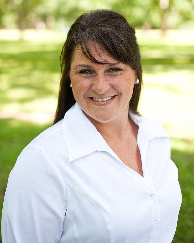 Vicki Bazer, CAO