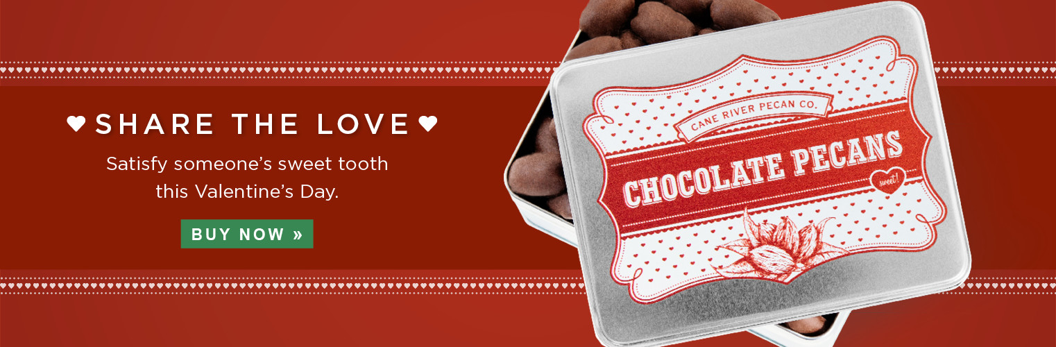 Share the love. Satisfy someone's sweet tooth this Valentine's Day.