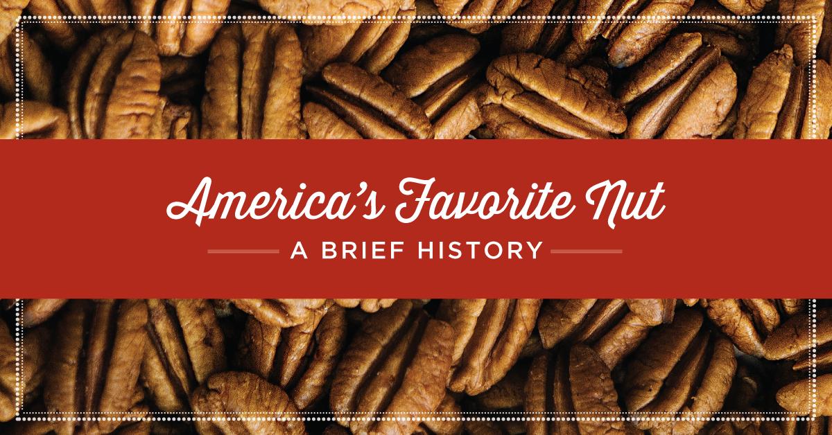 America's Favorite Nut - A Brief History